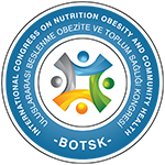 4<sup>th</sup> INTERNATIONAL CONGRESS ON NUTRITION OBESITY AND COMMUNITY HEALTH